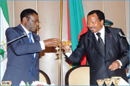 Hollande, Idriss Deby y Qatar todos contra Biya y Obiang