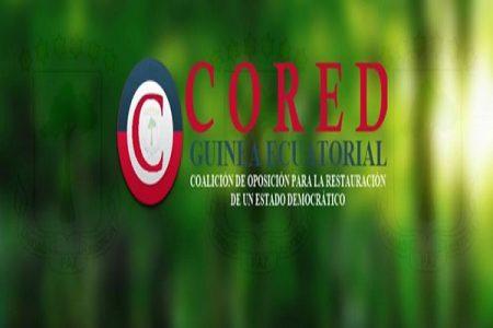 Primer Fragmento de la Carta de la CORED dirigida a Obiang y sus partidos legalizados