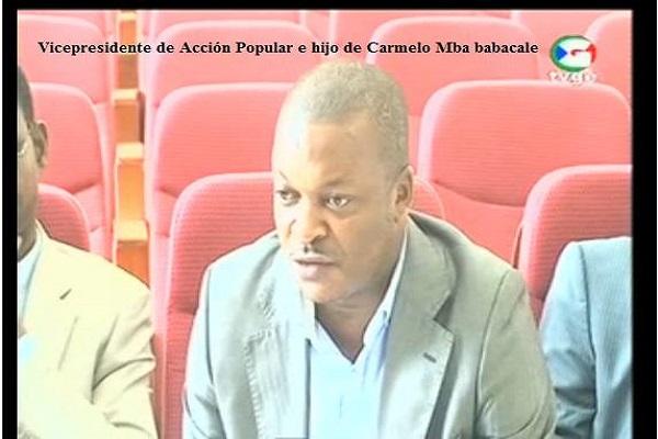 Acción Popular de Guinea Ecuatorial: Comunicado para la CORED
