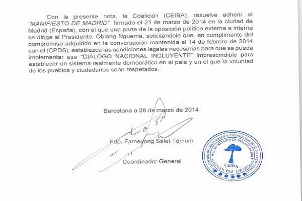 Efecto CORED: Posible disolución de la Coalición CEIBA a la Vista