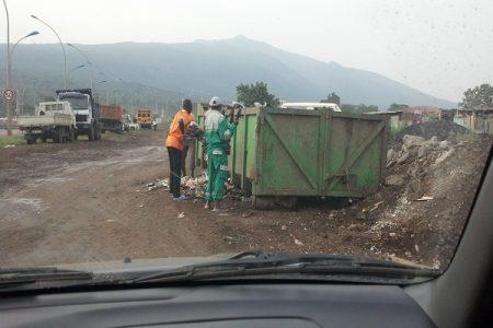Malabo-Bata: Poca seguridad y concienciación a los trabajadores de limpieza