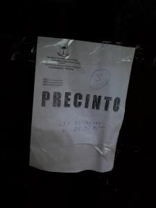 Foto: Precintos