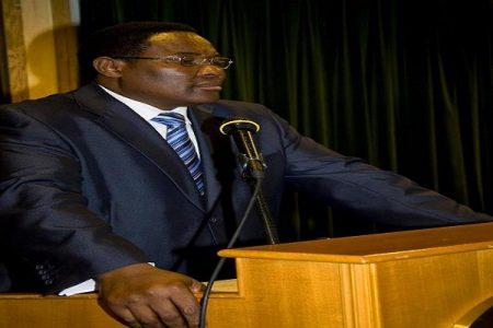 """Gabriel Nse Obiang """"Mi agenda no se resumen por una entrevista"""""""