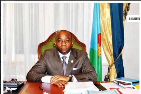 ¿Dónde está Gaudencio Mohaba Mesu Presidente de la Cámara de Diputados?