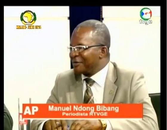Manuel Ndong  Bibang