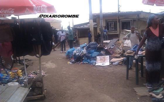 Fotos actuales. Campo Yaounde