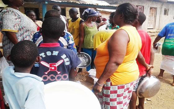 Vecinos de Campo Yaounde