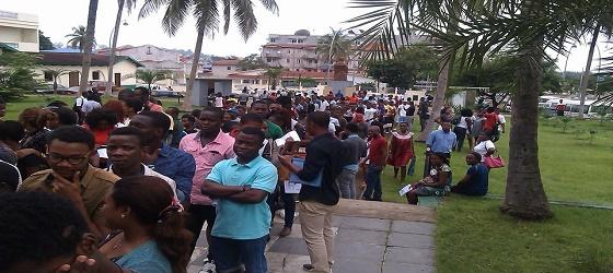 CÁRCEL DE CONCIENCIA PARA LOS JÓVENES DE GUINEA ECUATORIAL