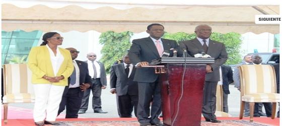 Obiang Nguema ¿Quién quiere perder a un miembro de su familia sin ninguna razón?