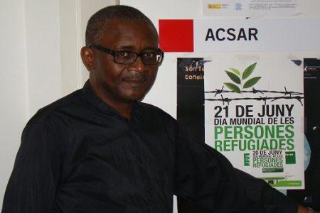 """Jose Luis Nvumba """"NO VEO DÓNDE ESTÁ EL DIÁLOGO NACIONAL Y A SUS  ACTORES"""""""