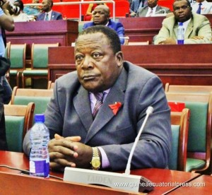 "Alfonso Nsue Mokuy ""El Dialogo Nacional debe celebrarse con Partidos Políticos Legalizados"""