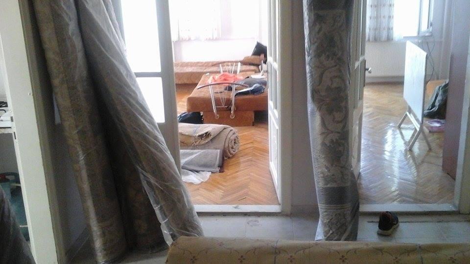¿Tienen derecho estos estudiantes de vivir en estas condiciones?
