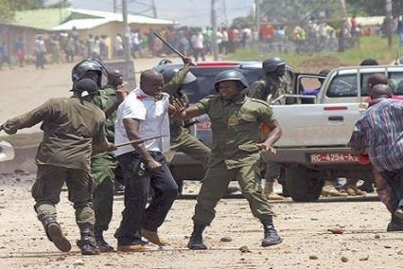 Un día como hoy hace cinco años, se produjo la masacre de Conakry