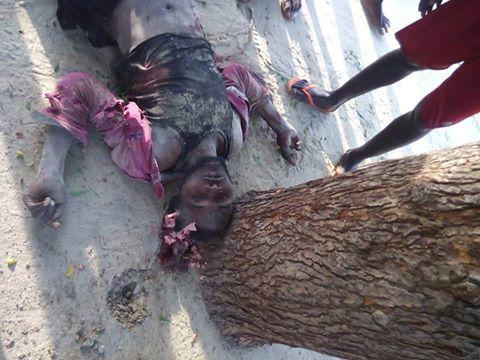 Soldados de Boko Haram (Prensa Camerunesa)