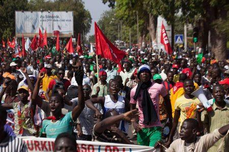 BURKINA FASO: LA PRIMAVERA FALLIDA