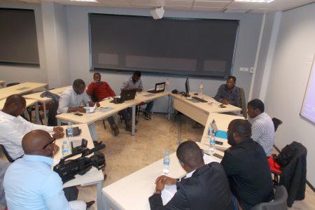 Vídeo completo: Análisisdel Dialogo Nacional de Guinea Ecuatorial en Valencia