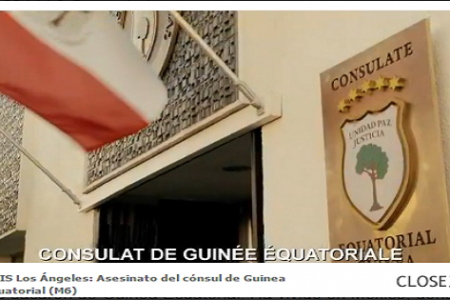 NCIS-Los Ángeles: Asesinato del cónsul de Guinea Ecuatorial (M6)