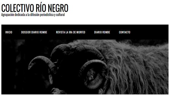 COLECTIVO RÍO NEGRO: Agrupación dedicada a la difusión periodística y cultural