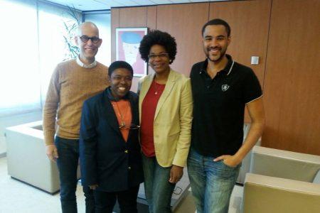 Hermana Paciencia: una gran sonrisa contra el Ébola