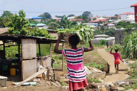 Los Pequeños Comerciantes de la República de Guinea Ecuatorial