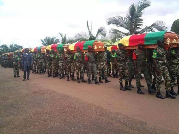 Victimas de Boko Haram en Camerún