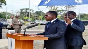 Mbega Obiang Lima tenia previsto enviar dos contenedores de dinero a Santo Tomé y Príncipe