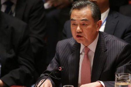 El Ministro de Asuntos Exteriores Chino Wang Yi visitará Guinea Ecuatorial