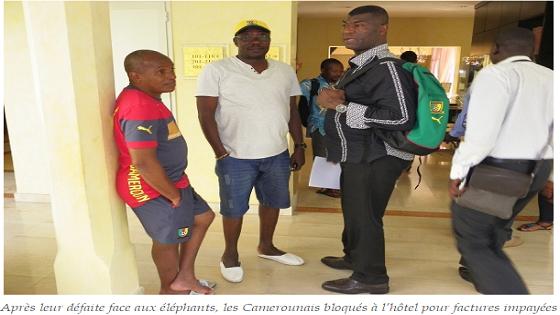 Los camerouneses bloqueados en el hotel Sofitel Président Palace de Malabo por impago de facturas
