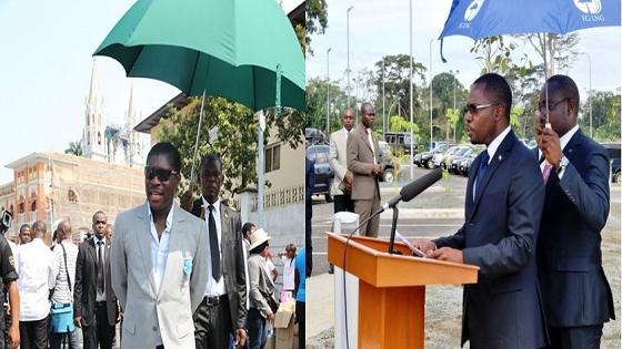 Jaque Mate: Mbega Obiang Lima Versus Nguema Obiang Mangue