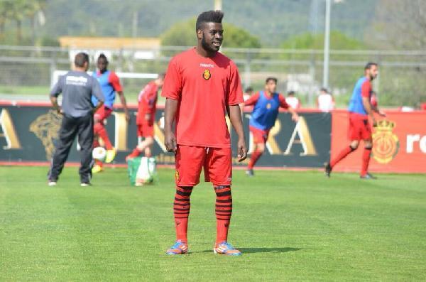 Kike Boula uno de los mejores jugadores de la selección de Nzalang