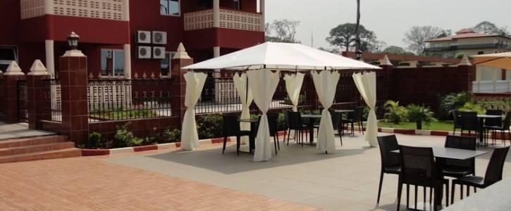 Facebook: Complejo El Caribe Ecuatorial Guinea Malabo