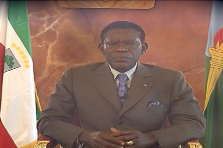 """Obiang """"Calificamos Malabo como el FEUDO de la delincuencia de Guinea Ecuatorial"""""""