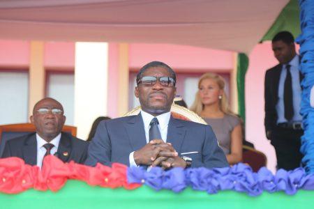 "Nguema Obiang Mangue ""Guillermo Nguema Ela no puede gobernar Guinea Ecuatorial"""