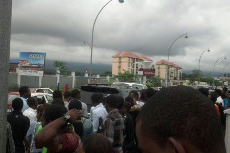 """Mba Nguema ordena la detención y tortura de estudiante """"por mala educación"""""""
