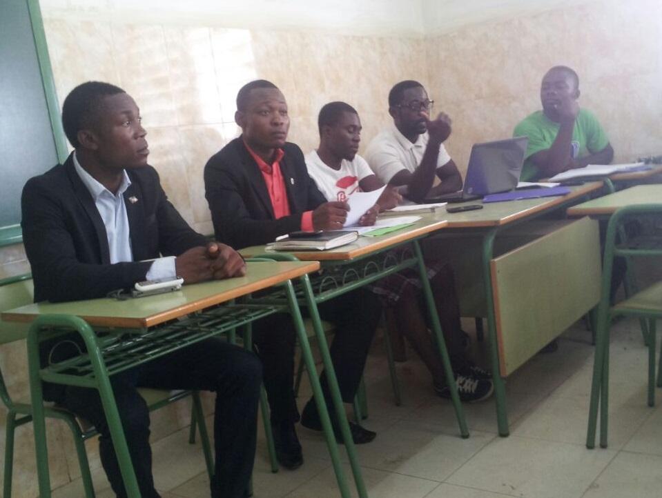 los representantes