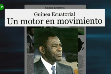 """Director de ABC """"uno se hace millonario haciendo publicidad a Obiang Nguema"""""""