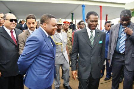 Nicolás Obama Nchama el autor material del asesinato de Maikel en Mongomo