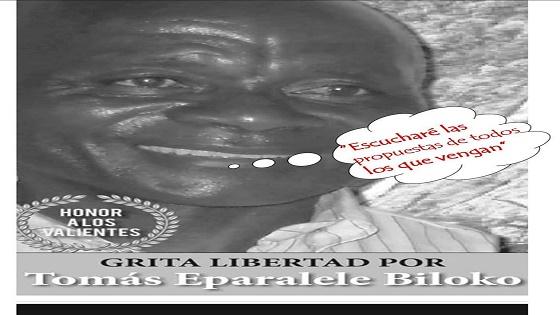 D. Tomás Eparalele podría salir de la cárcel el próximo lunes