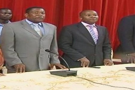 Martín Ndong Nsue y Salvador Ondo Ncumu obstáculos de la justicia