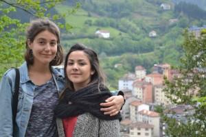 Mónica García Sanchis y Elena Plaza Balseiro