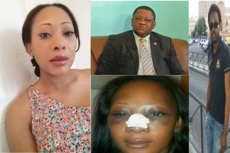La verdadera historia de maltratos e infidelidad entre Loli Nzé Obono y Babi Filonco