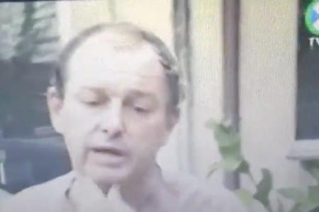 """Vídeo: El Italiano Fabio """"es un montaje contra mi persona"""""""
