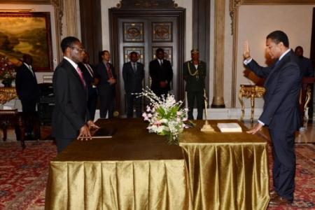 Los demás miembros del Poder Judicial en Guinea Ecuatorial, nombrados por Decreto Presidencial