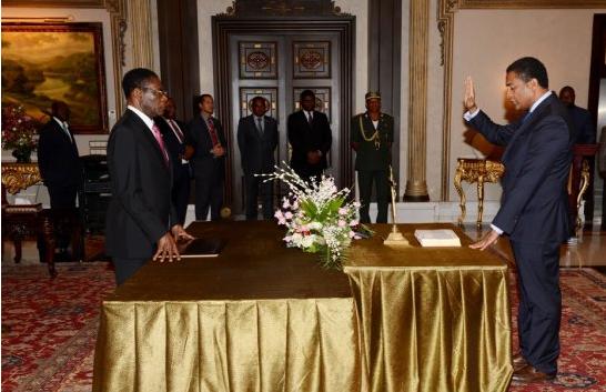 Juan Carlos Ondo Angue, nuevo Presidente de la Corte Suprema de Justicia