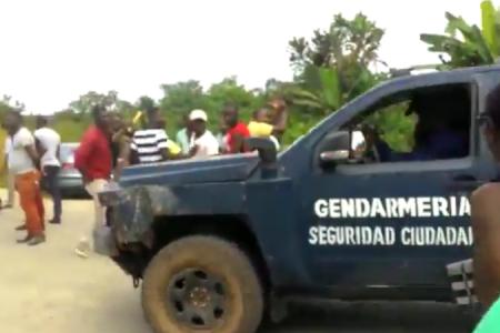 Vídeo: El Gobierno envía militares para garantizar la seguridad de los directores de la empresa
