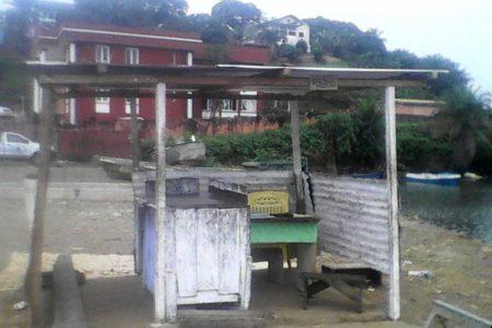 La oficina de la Marina de Kogo. La cruda realidad de la Marina de Guinea Ecuatorial