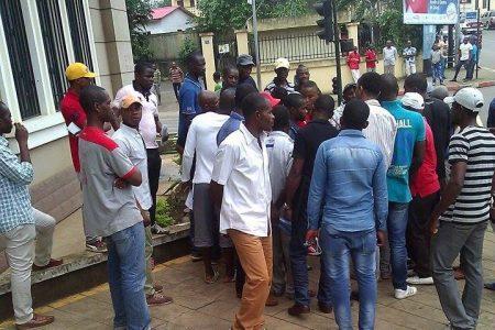 """Los empleados de Somagec convocan una manifestación para el próximo miércoles """"ultimátum"""""""