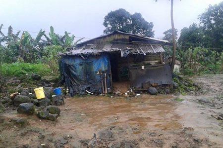 Las viviendas sociales de Ureka (Malabo)…