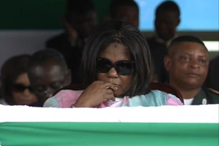 """Obiang Nguema """"Hay mucho dinero. La gente mata y traiciona por dinero a su hermano"""""""