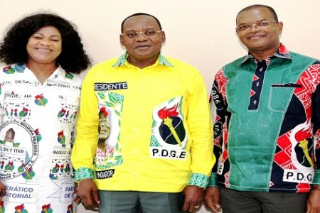 El Presidente distrital de PDGE de Annobón prohíbe a los ancianos reunirse con la comisión de su partido